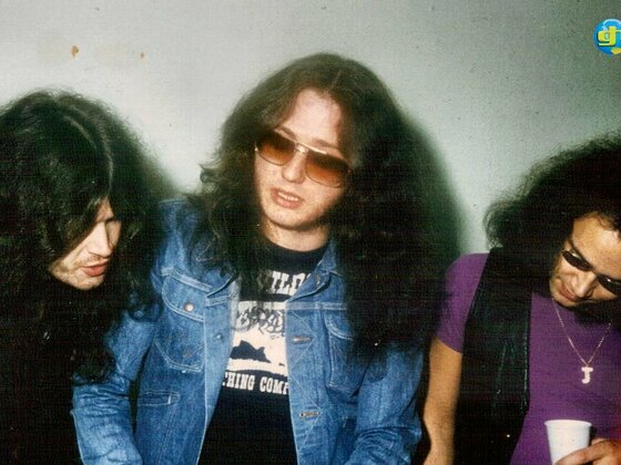 Hughes, Coverdale, Paice in Germany 1975