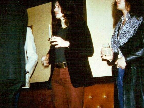 Hughes, Coverdale in Belgium 1973