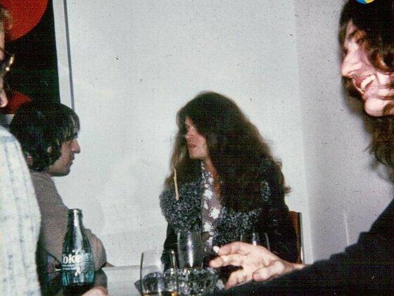 Interviews - Belgium 1973