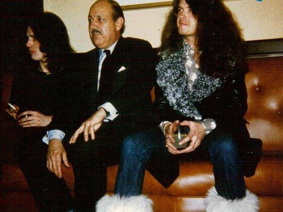 Purple suits! Belgium 1973