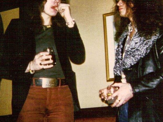 David and Glenn