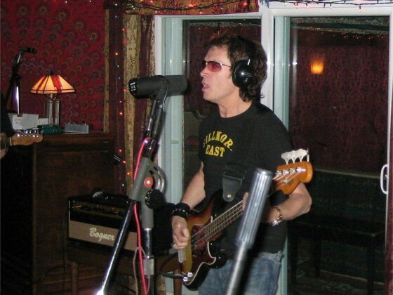 Studio Report December 2007