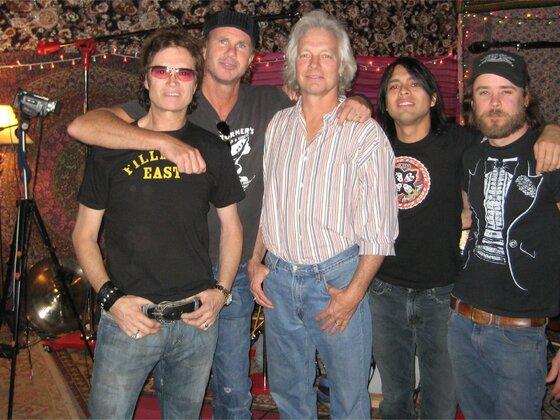 Glenn, Chad, Jim and Luis