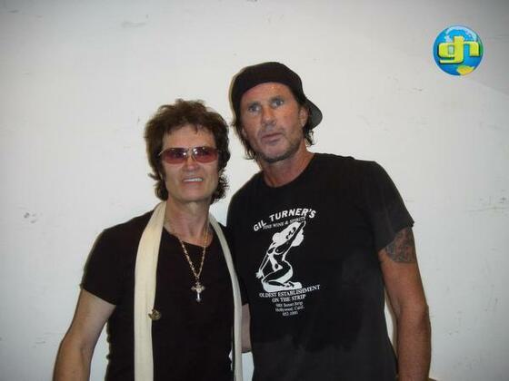 Glenn and Chad - NAMM 2008