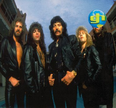 Black Sabbath 1986