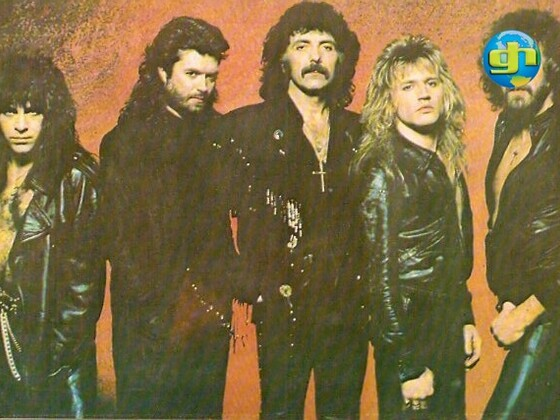 Black Sabbath with Glenn