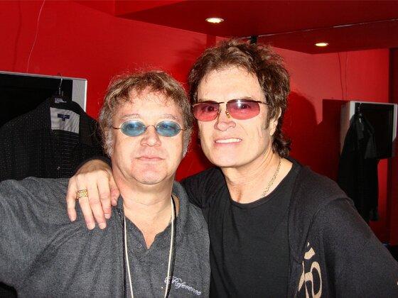 Ian Paice and GLENN