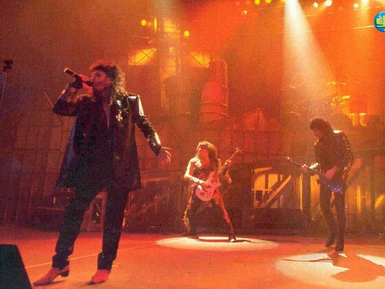 Live Onstage 1986