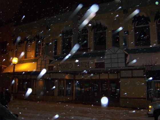 Emerald Theater in Detoit
