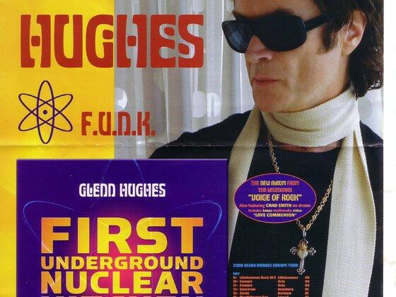 F U N K Promotional Flyer