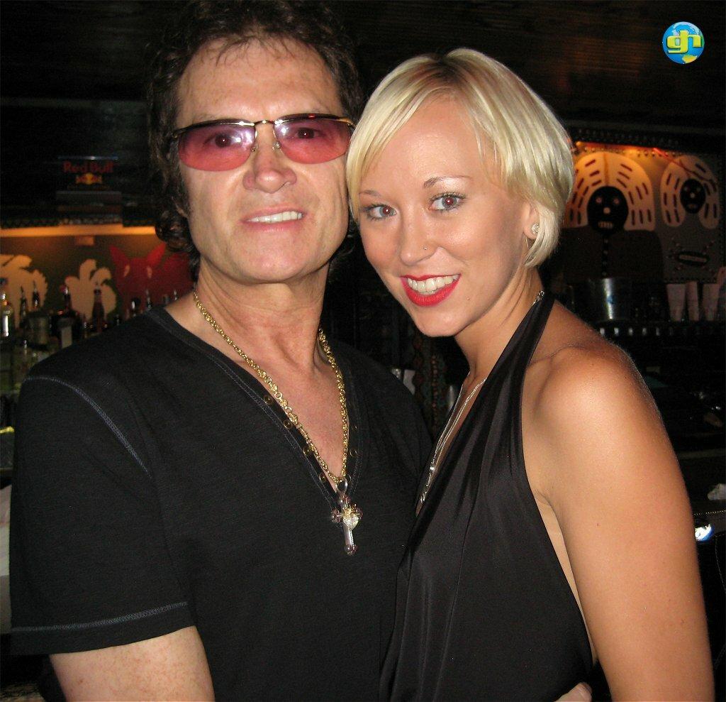 Glenn and Brooke Taylor