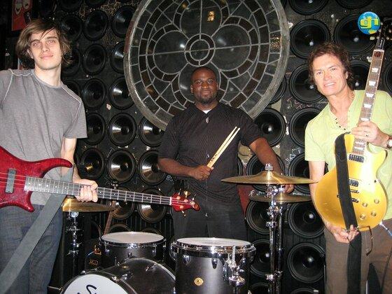 John Varvatos' CBGB'S house band
