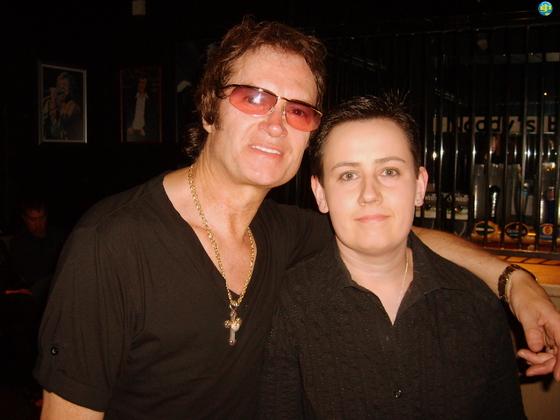 Glenn & Nicola Burgess