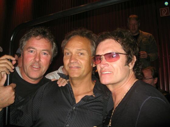 Glenn in Dortmund 21-9-2008 - A very special acoustic set