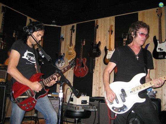 Live on Rockline, USA