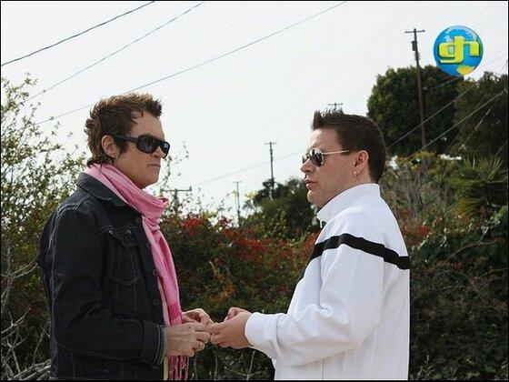 Glenn and Matthew Ruppert