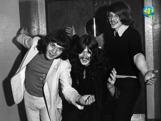 Glenn Hughes in 1969 - never seen before pix