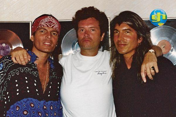 Ray Gillen, Glenn Hughes, George Lynch