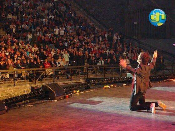 Live in Sweden 2009