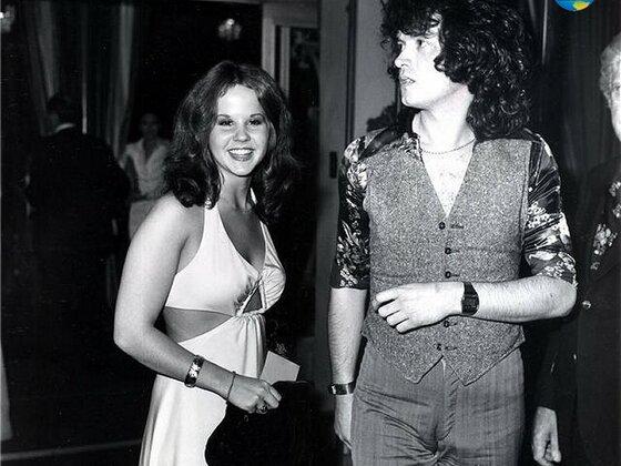 Glenn and Linda Blair