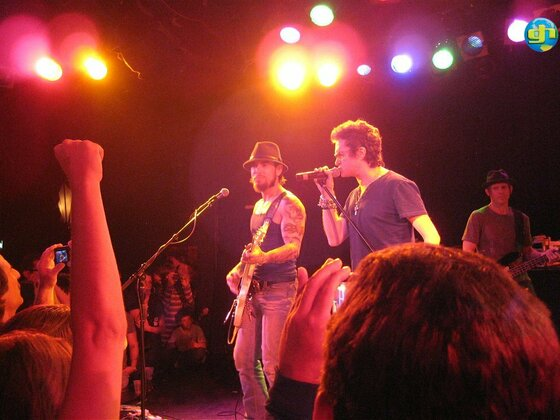 Live @ The Roxy, West Hollywood