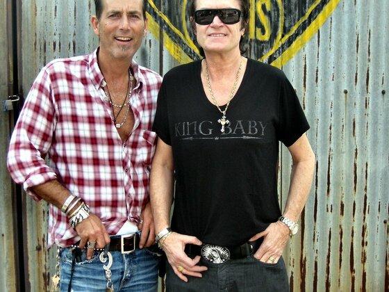 Glenn and Mitchell Binder