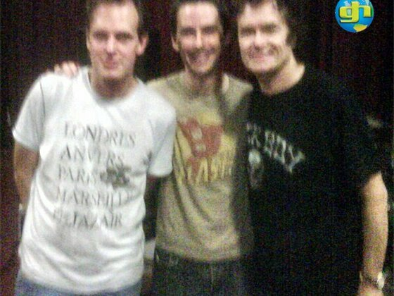 Joe, Bogie and Glenn