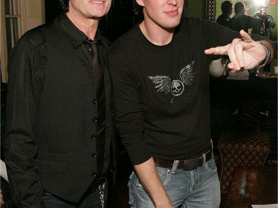 Glenn and Joe Bonamassa