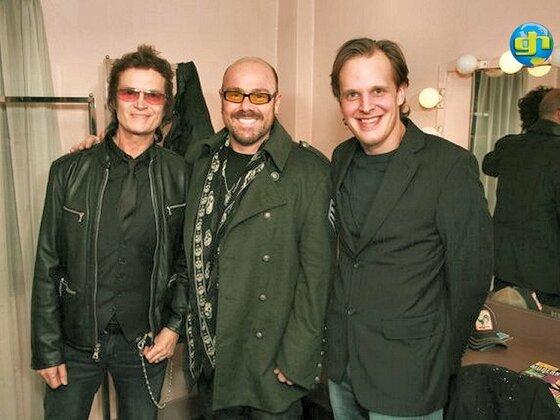 Glenn with JB's!