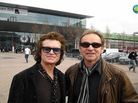 Glenn and Sigurd