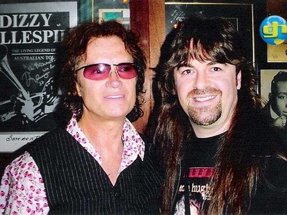 Aussie_Mike & Glenn Hughes