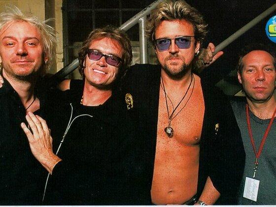 Live Backstage 1999