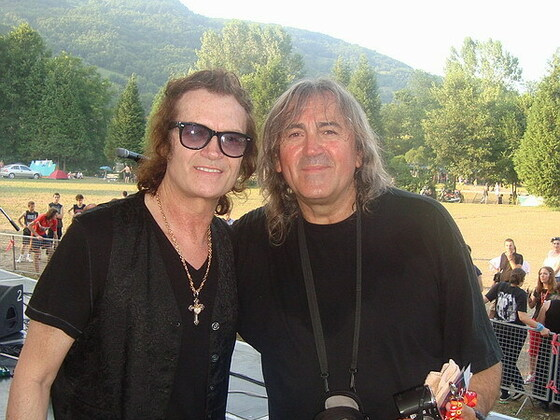 Glenn  Hughes  in Serbia  17.July  The  MOST  FEST