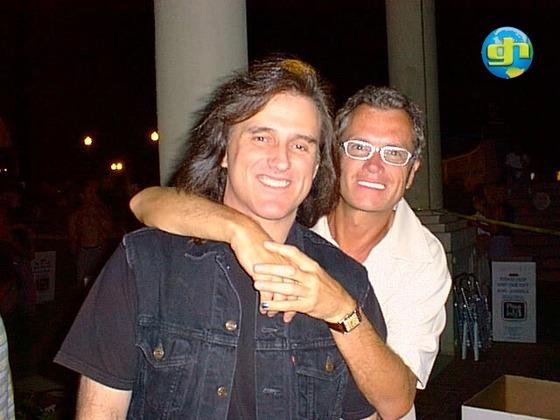 GLENN with Rocky Athas