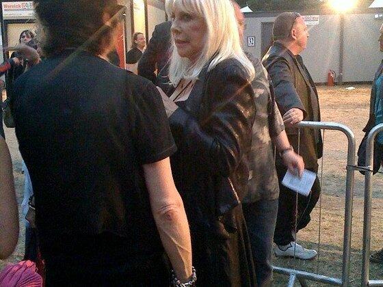 Glenn and Wendy Dio