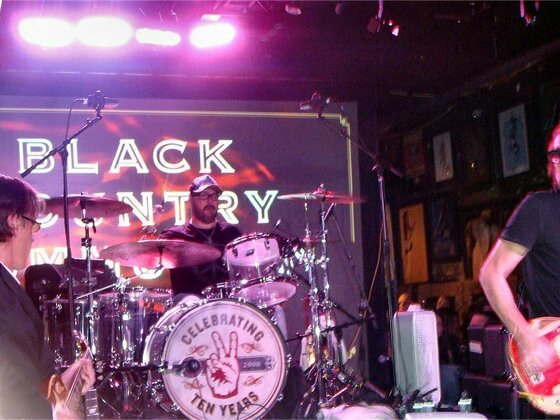 Black Country Communion LIVE in New York City