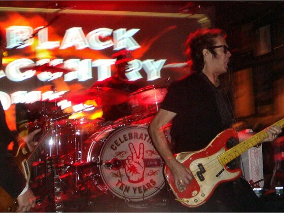 LIVE in New York City, USA 2010
