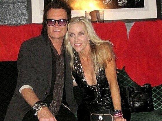 Glenn and Cherie Currie