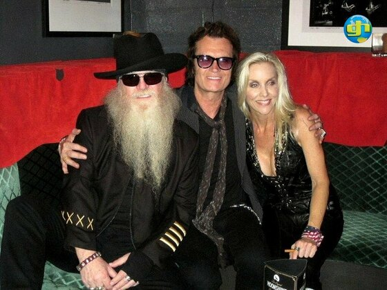 Dusty, Glenn and Cherie
