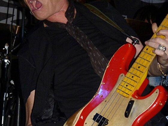 Live in Bilston, UK 2010
