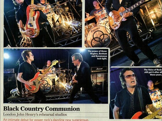 BCC - Live in London review 2010