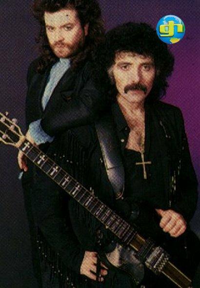 GLENN and Tony Iommi