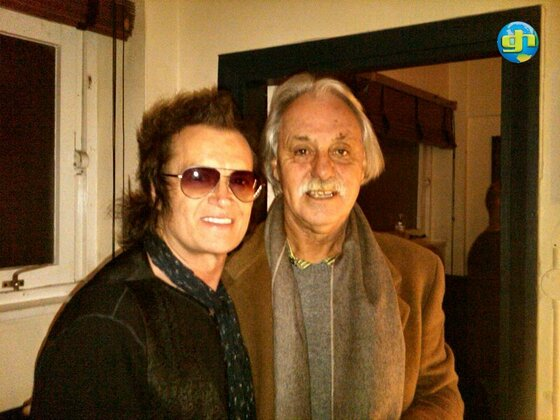 Glenn and Richard Cole