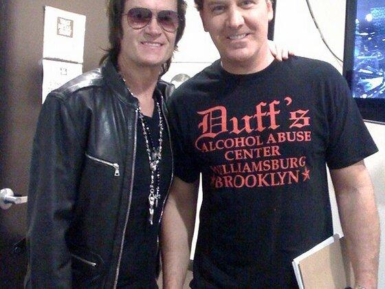 Glenn and Jim Florentine