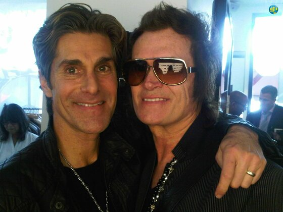 Perry Farrell and Glenn