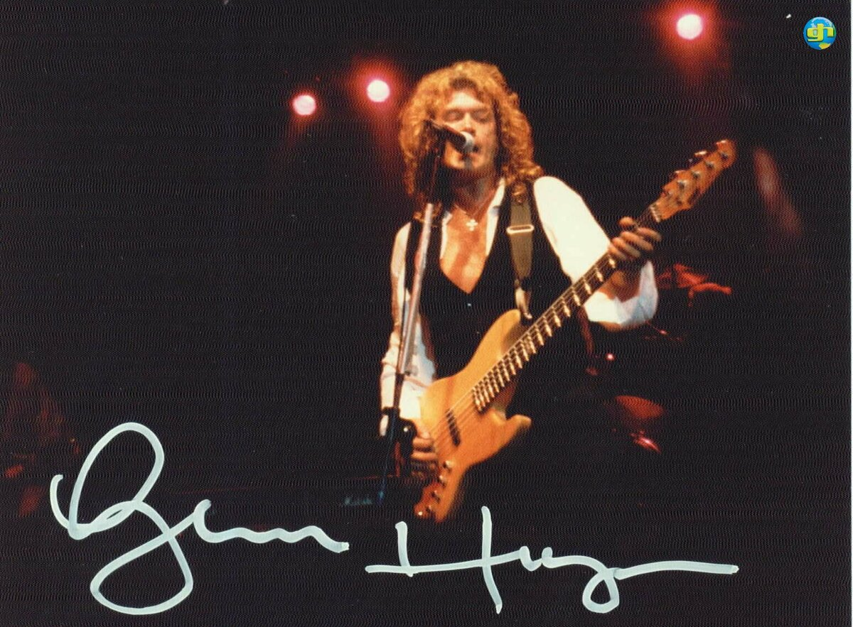 Glenn live in Atlanta 1994