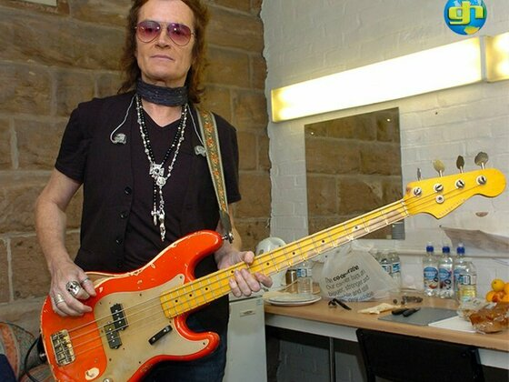 Glenn Hughes UK Tour May 2011