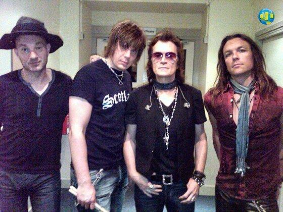 2011 Glenn Hughes Band