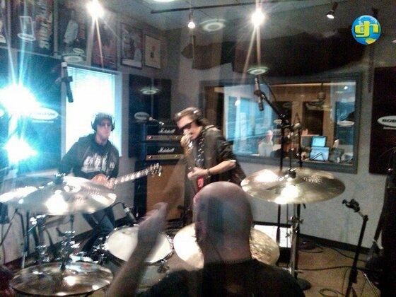 BCC Bob and Tom radio show - June 2011