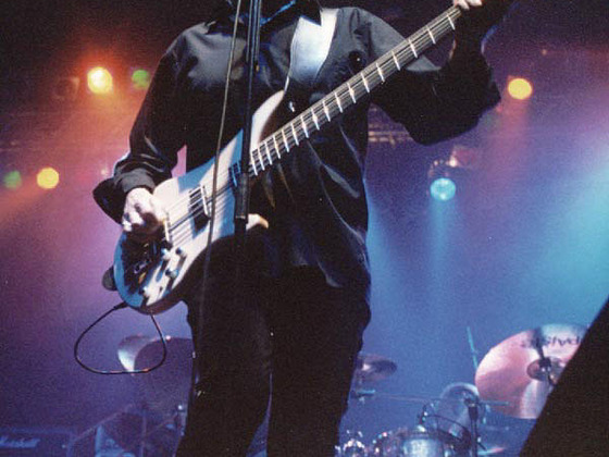 Onstage in Europe 2000